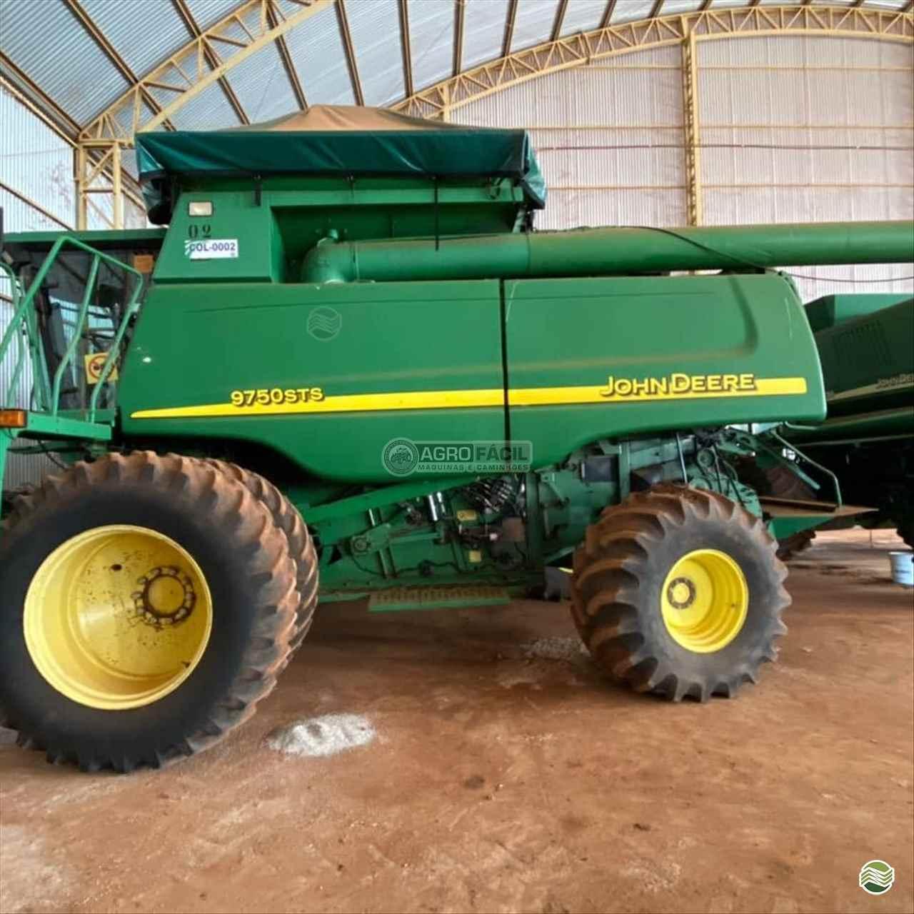 JOHN DEERE 9750 STS de Agro Fácil Máquinas - PRIMAVERA DO LESTE/MT