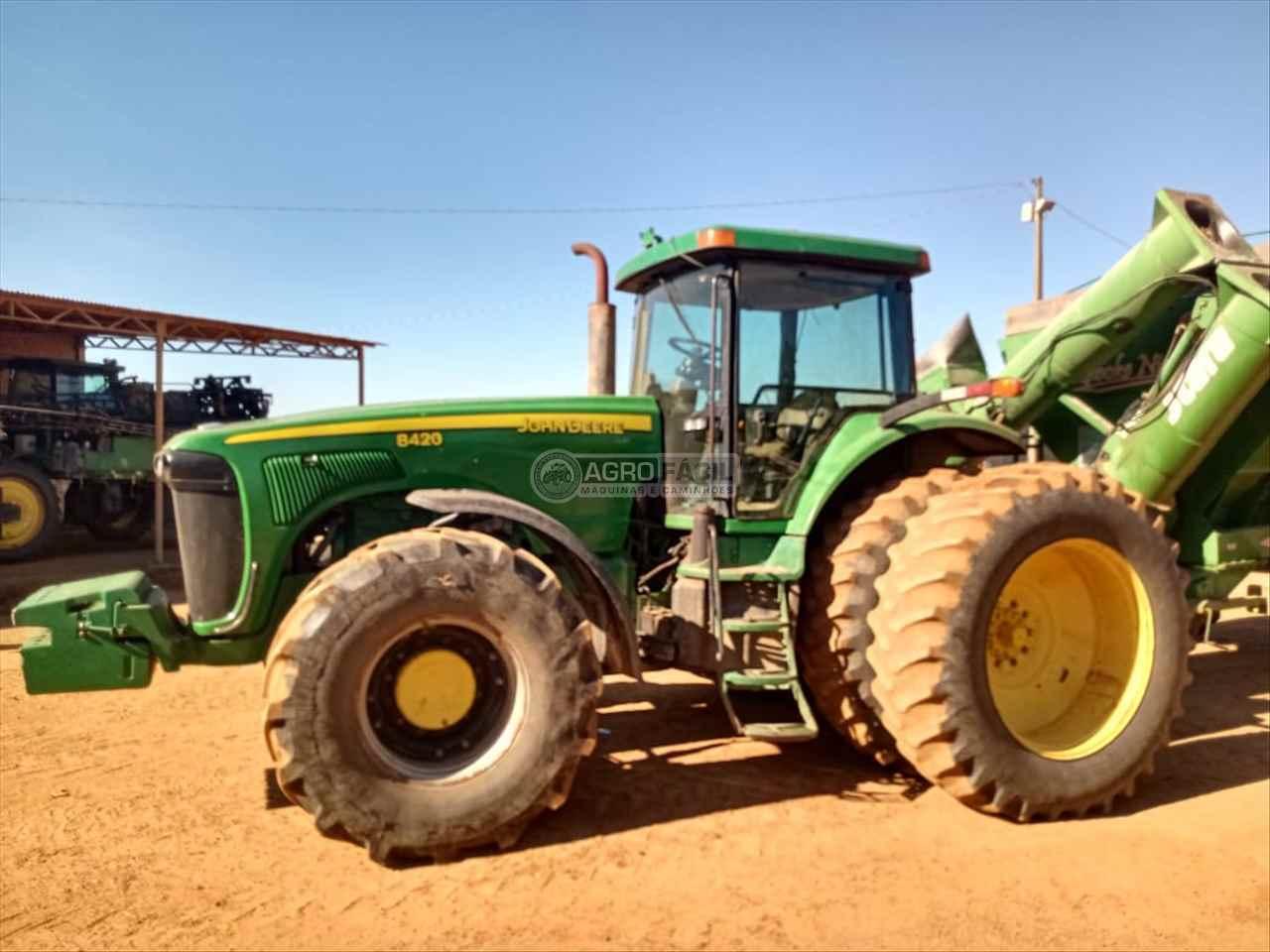 JOHN DEERE 8420 de Agro Fácil Máquinas - PRIMAVERA DO LESTE/MT