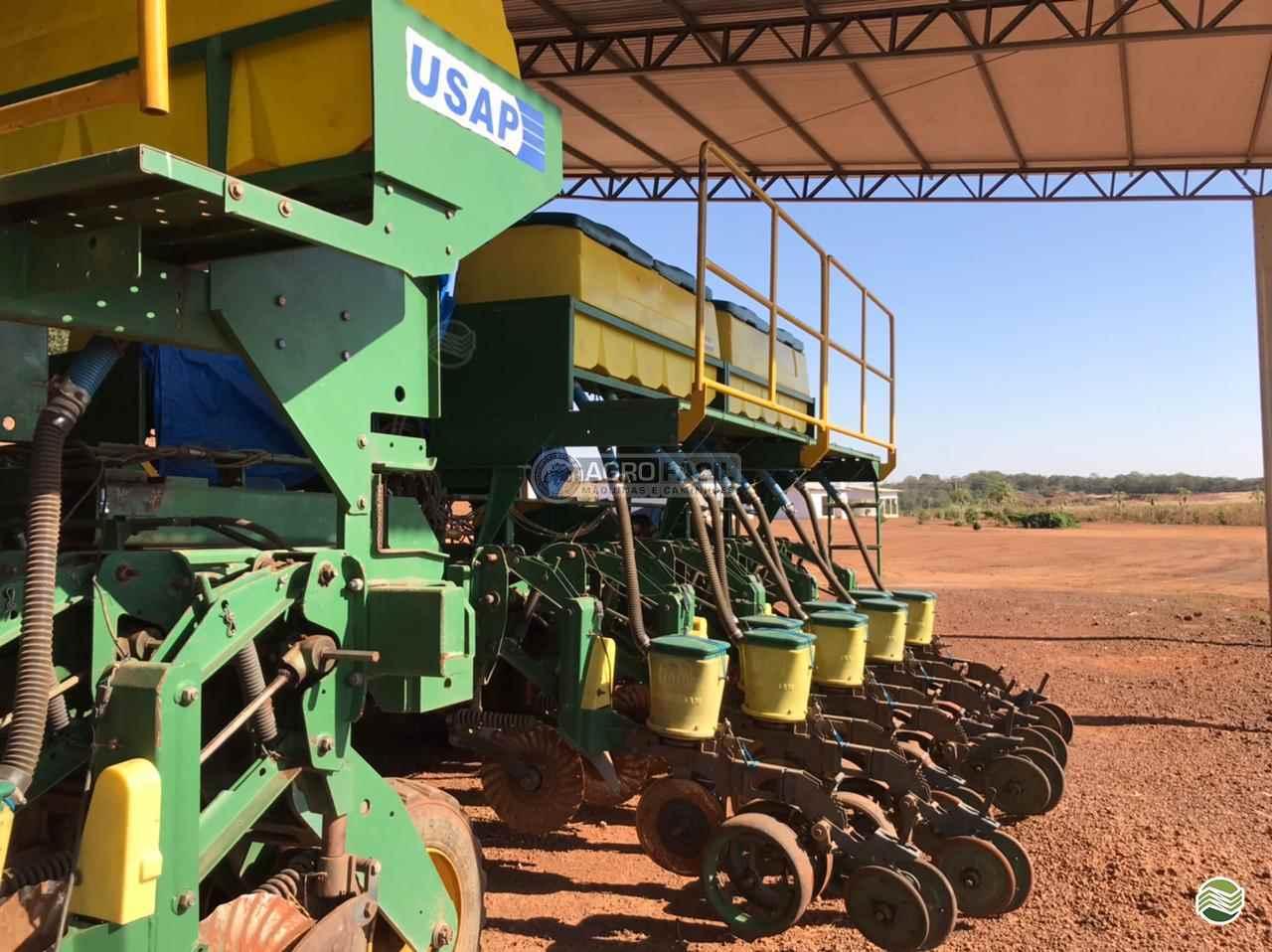 PLANTADEIRA TATU USAP Agro Fácil Máquinas PRIMAVERA DO LESTE MATO GROSSO MT
