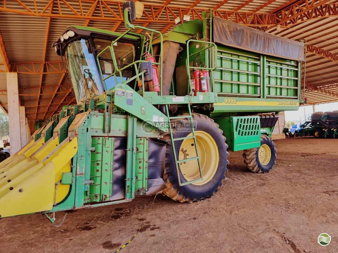 COLHEITADEIRA JOHN DEERE JOHN DEERE ALG. 9996 Agro Fácil Máquinas PRIMAVERA DO LESTE MATO GROSSO MT