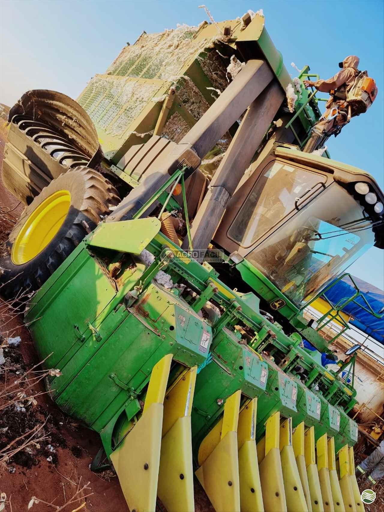 JOHN DEERE ALG. 7660 de Agro Fácil Máquinas - PRIMAVERA DO LESTE/MT