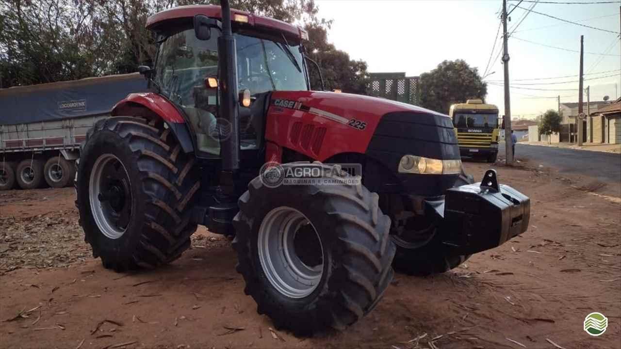 TRATOR CASE PUMA 225 Tração 4x4 Agro Fácil Máquinas PRIMAVERA DO LESTE MATO GROSSO MT