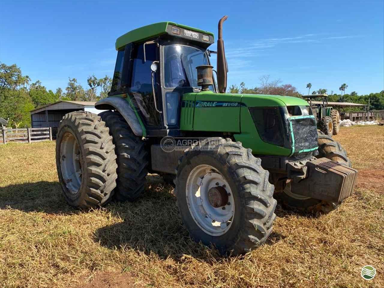 TRATOR AGRALE AGRALE BX 6150 Tração 4x4 Agro Fácil Máquinas PRIMAVERA DO LESTE MATO GROSSO MT