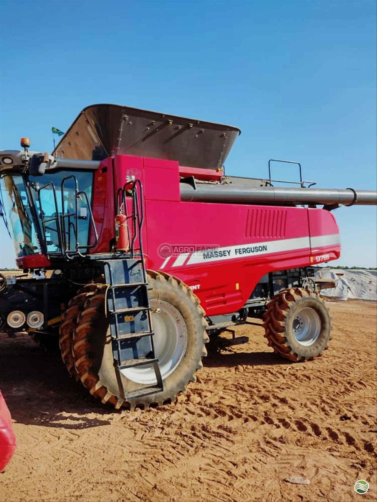 COLHEITADEIRA MASSEY FERGUSON MF 9795 Agro Fácil Máquinas PRIMAVERA DO LESTE MATO GROSSO MT