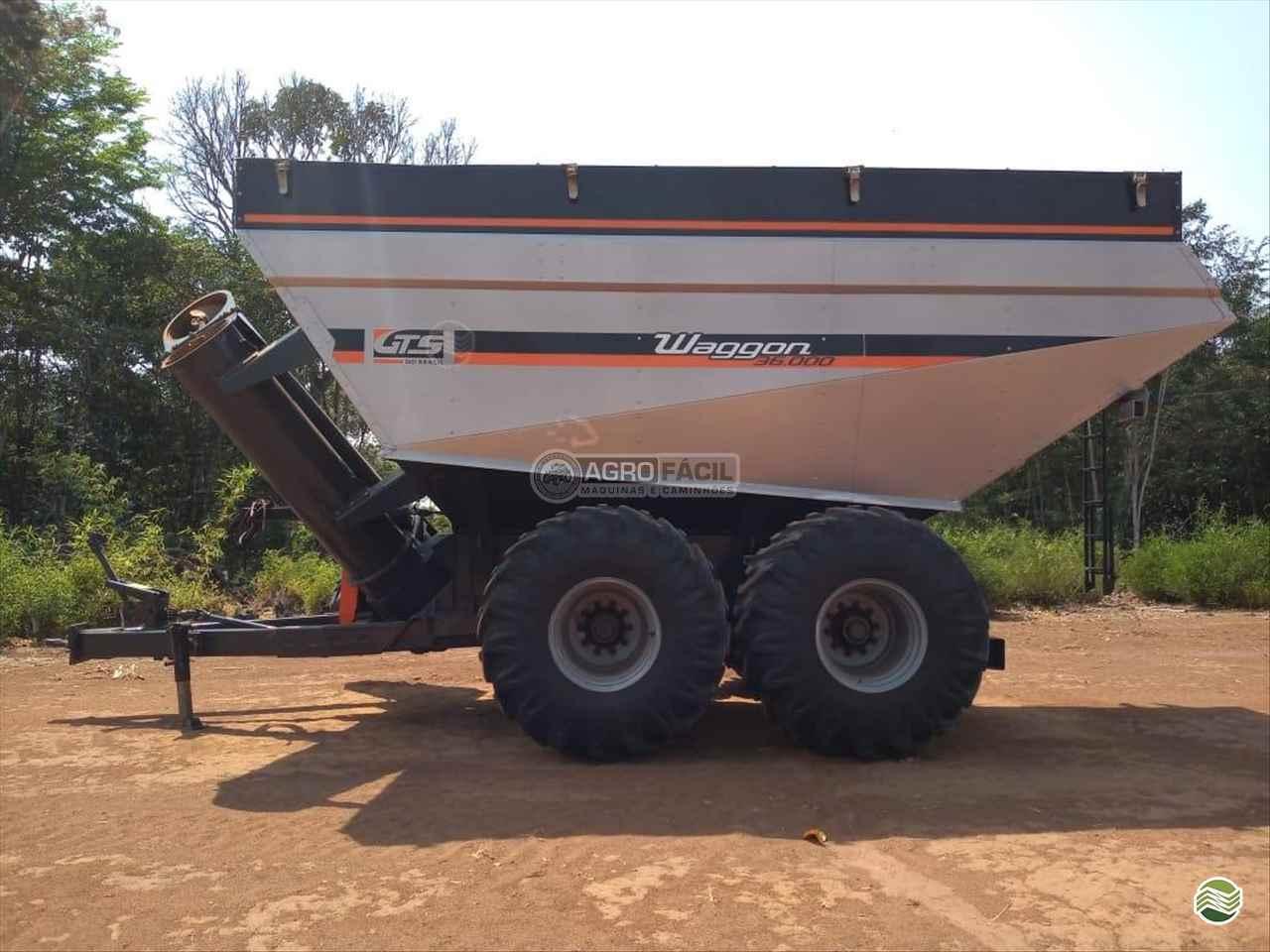 IMPLEMENTOS AGRICOLAS CARRETA BAZUKA GRANELEIRA 36000 Agro Fácil Máquinas PRIMAVERA DO LESTE MATO GROSSO MT