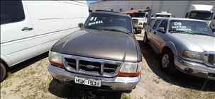 FORD Ranger XLT 2.5 CD  2001/2001 Sandro Caminhões 282