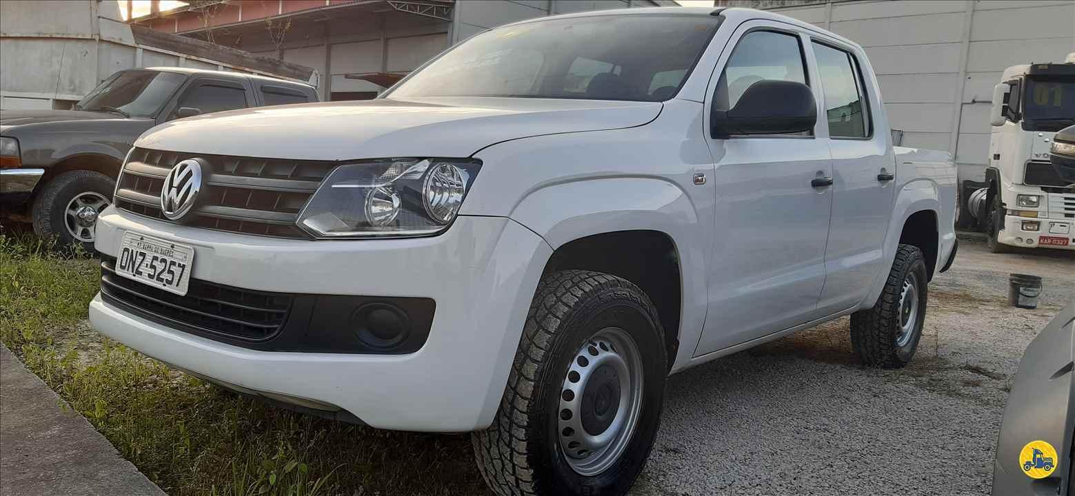 CARRO VW - Volkswagen Amarok CD Sandro Caminhões 282 PALHOCA SANTA CATARINA SC