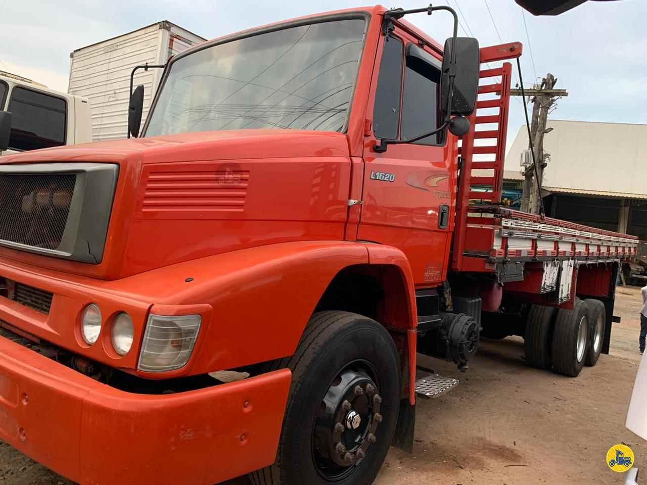 MERCEDES-BENZ MB 1620 400000km 2005/2005 Borges Caminhões