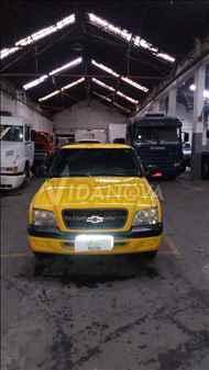GM - Chevrolet S10 2.4 CS LT 1km 2001/2001 Vida Nova Caminhões