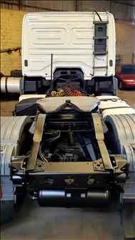 MERCEDES-BENZ MB 1933 696000km 2006/2006 Sol Caminhões e Utilitários