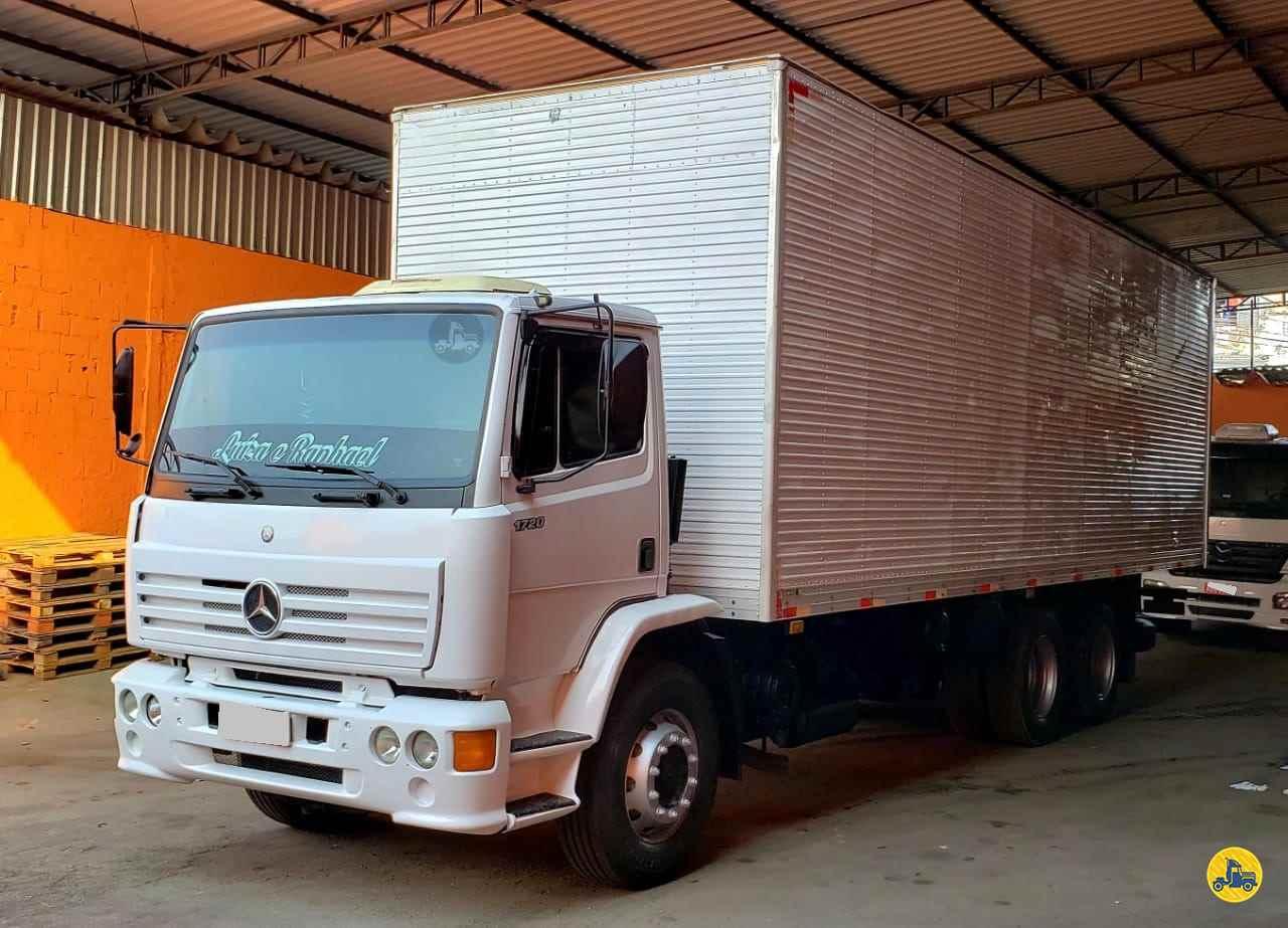 TRUCK BAU FURGAO  2000 Sol Caminhões e Utilitários