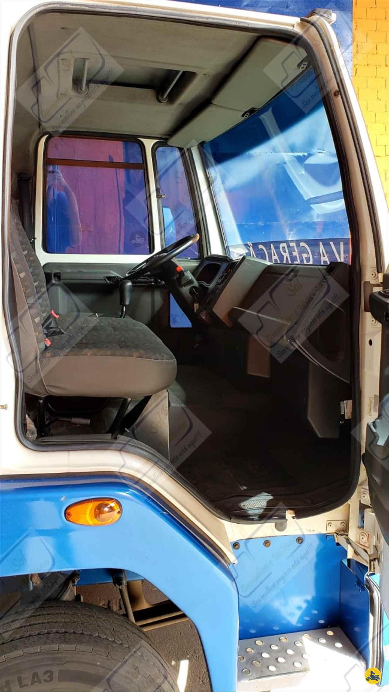 FORD CARGO 1119 139000km 2014/2015 Sol Caminhões e Utilitários