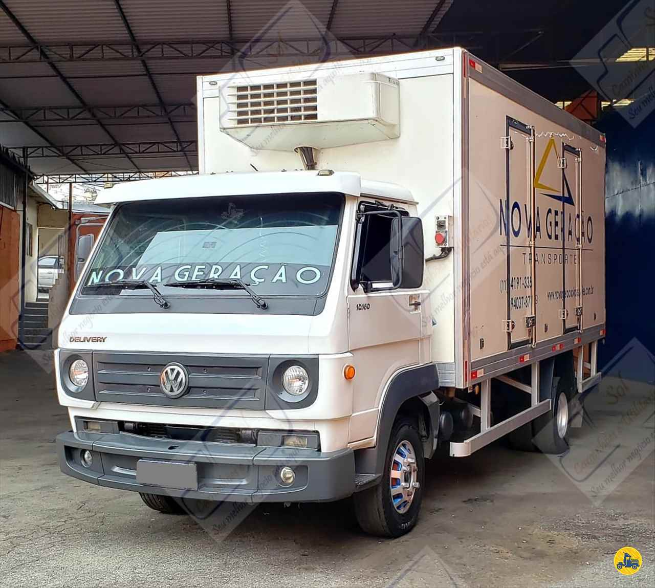 VOLKSWAGEN VW 10160 381000km 2013/2014 Sol Caminhões e Utilitários