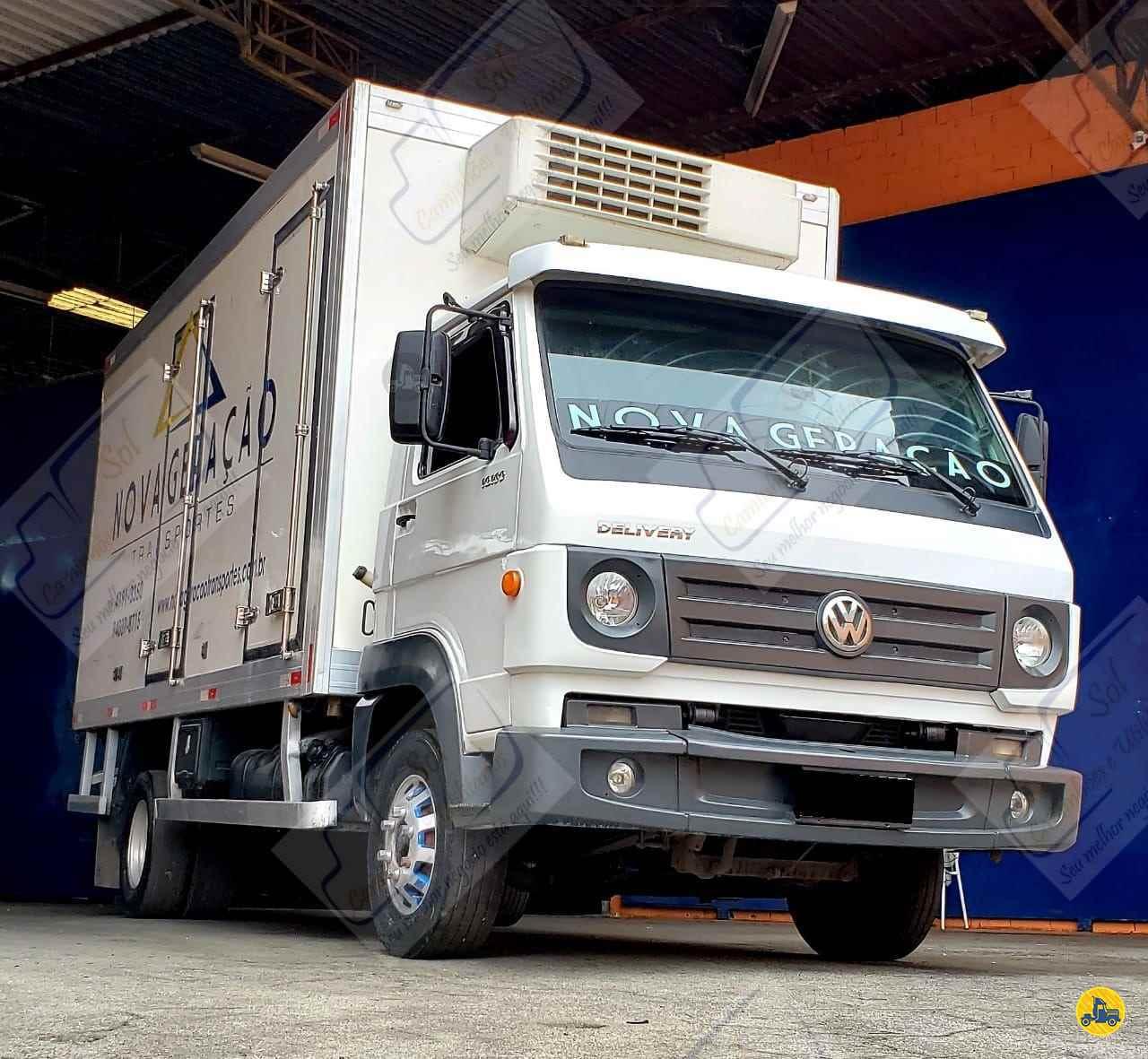 CAMINHAO VOLKSWAGEN VW 10160 Baú Frigorífico 3/4 4x2 Sol Caminhões e Utilitários SAO PAULO SÃO PAULO SP