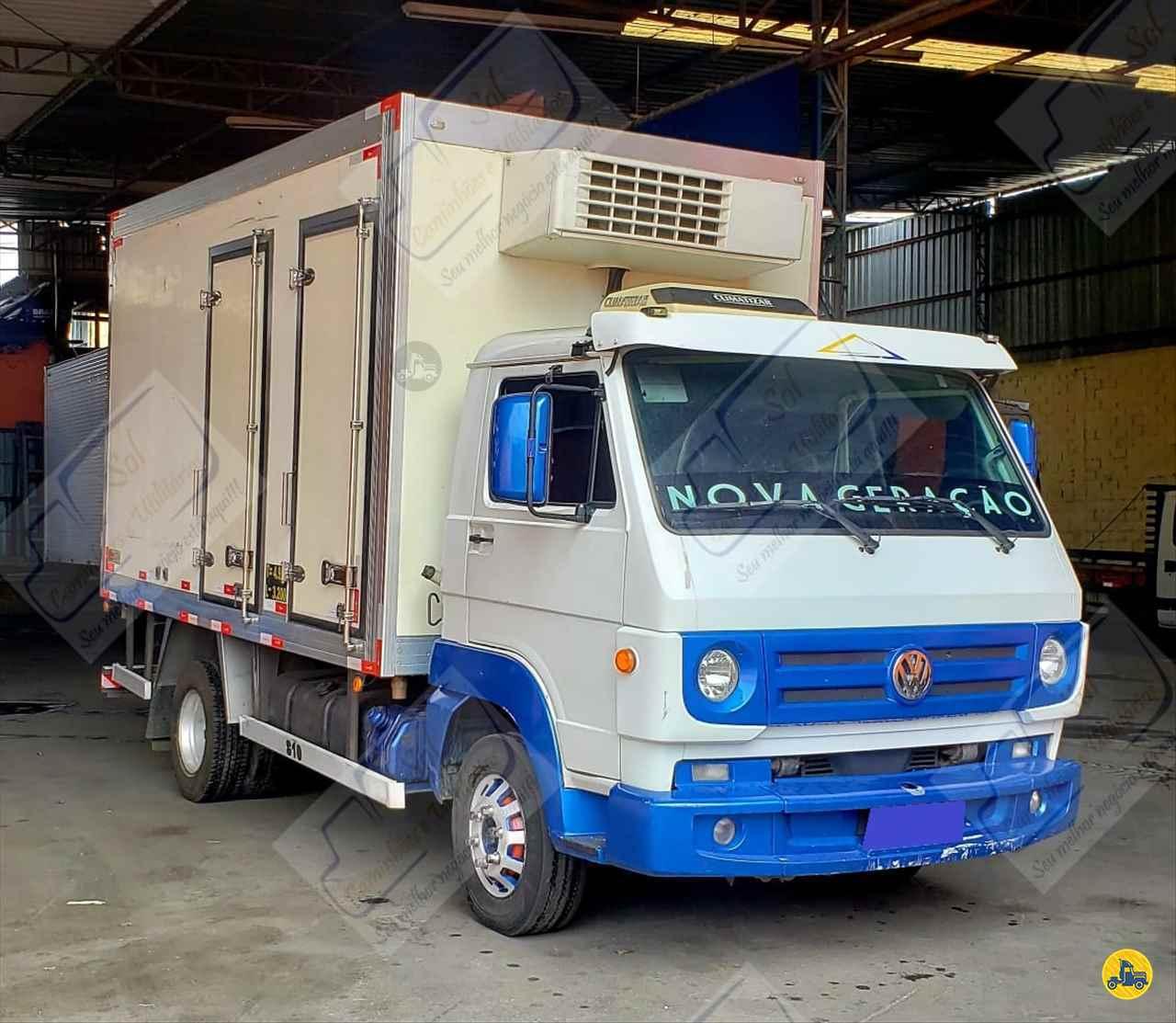 CAMINHAO VOLKSWAGEN VW 8160 Baú Frigorífico 3/4 4x2 Sol Caminhões e Utilitários SAO PAULO SÃO PAULO SP