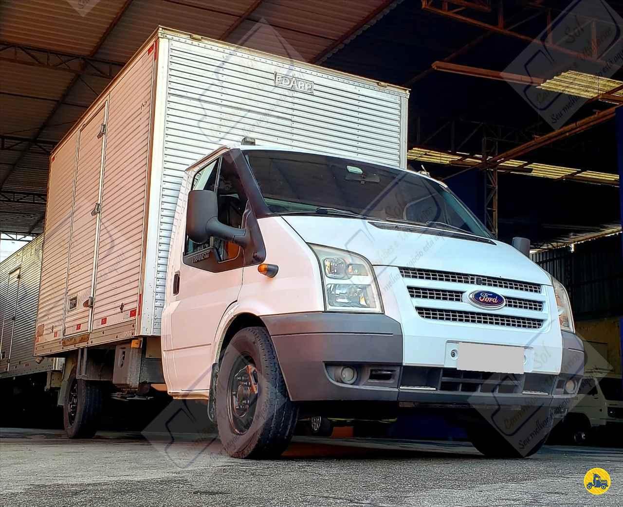 UTILITARIOS FORD Transit Chassi 2.2 Sol Caminhões e Utilitários SAO PAULO SÃO PAULO SP