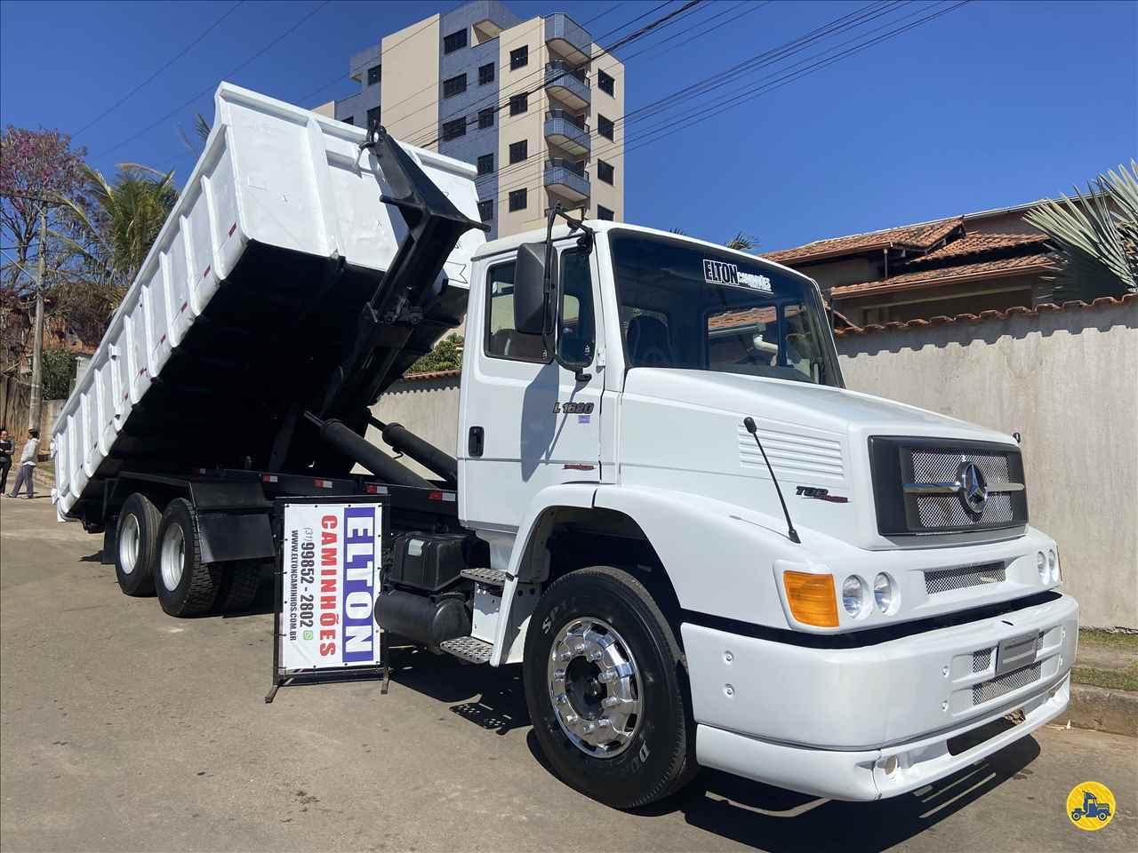 CAMINHAO MERCEDES-BENZ MB 1620 Roll ON OFF Truck 6x2 Elton Caminhões JOAO MONLEVADE MINAS GERAIS MG