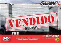 TOCO BAU FURGAO km 2005 Sermax Caminhões