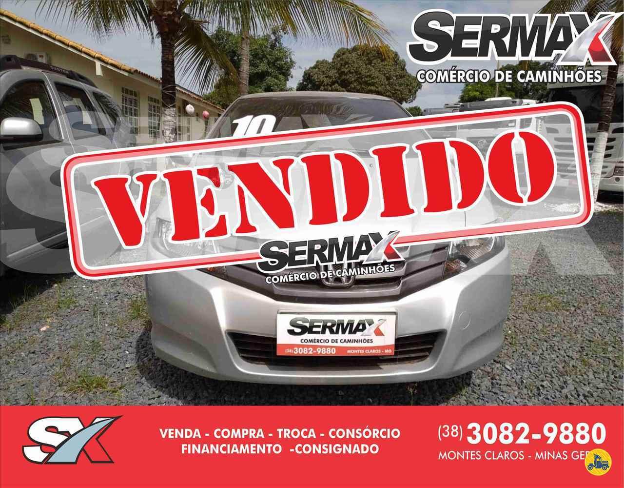City 1.5 LX de Sermax Caminhões - MONTES CLAROS/MG