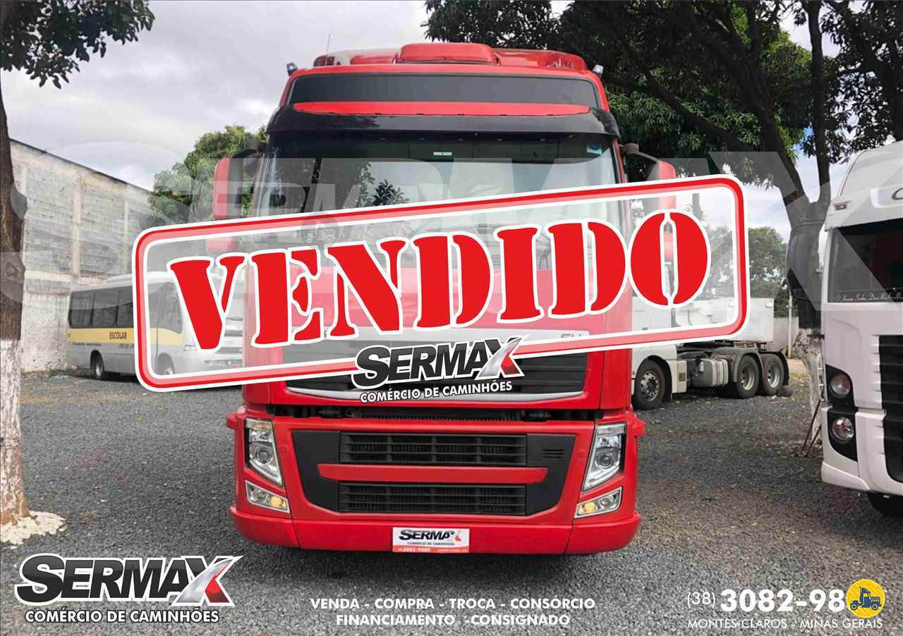 CAMINHAO VOLVO VOLVO FH 460 Chassis Truck 6x2 Sermax Caminhões MONTES CLAROS MINAS GERAIS MG