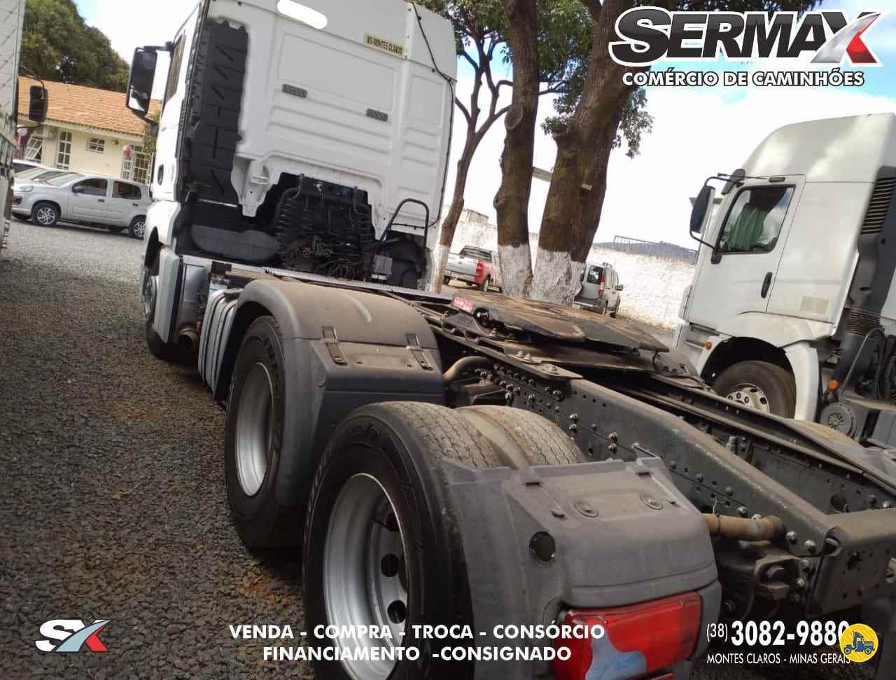 MAN TGX 28 440  2013/2013 Sermax Caminhões