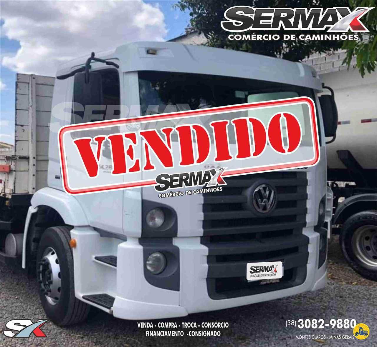 CAMINHAO VOLKSWAGEN VW 24280 Carga Seca Toco 4x2 Sermax Caminhões MONTES CLAROS MINAS GERAIS MG