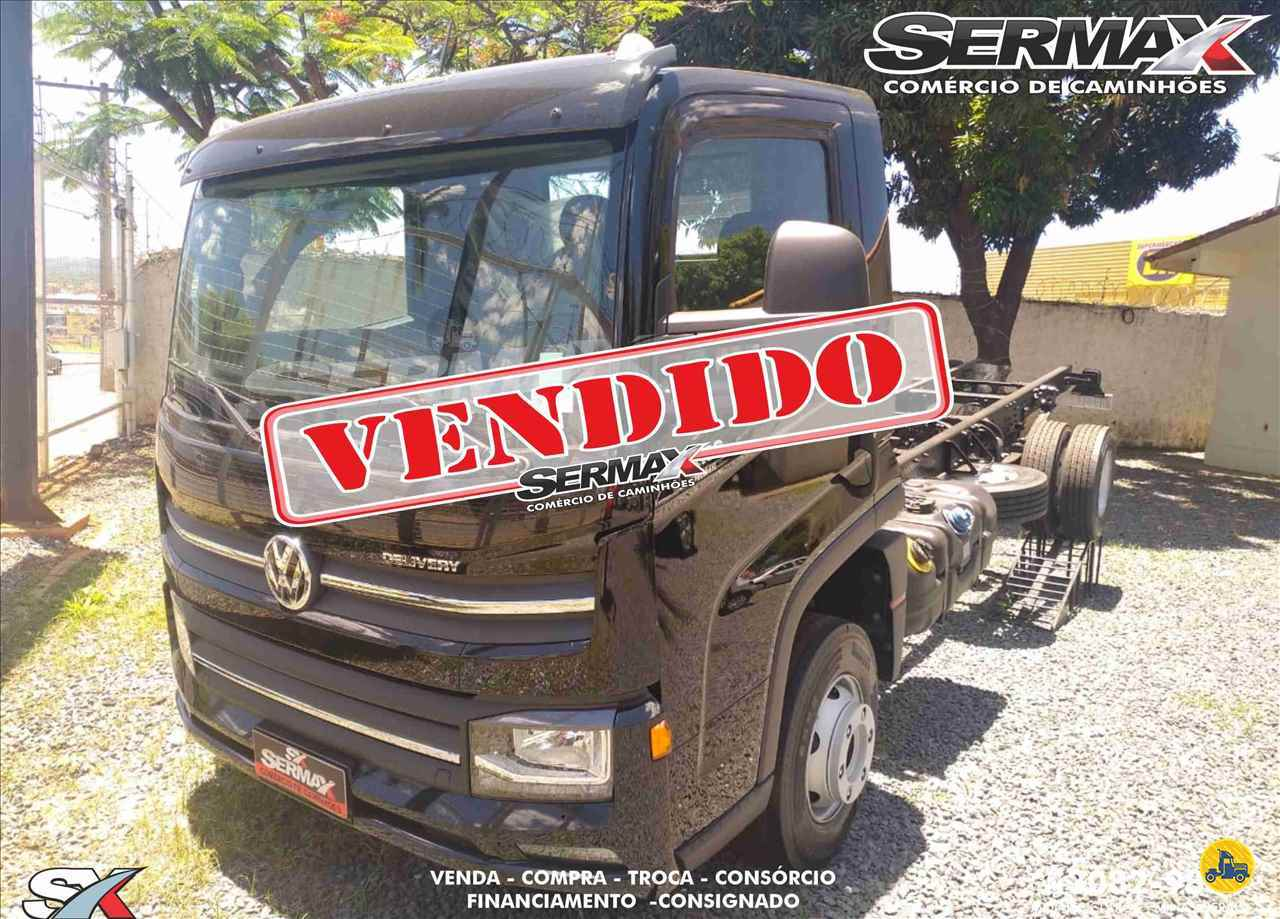 CAMINHAO VOLKSWAGEN VW 11180 Chassis 3/4 4x2 Sermax Caminhões MONTES CLAROS MINAS GERAIS MG