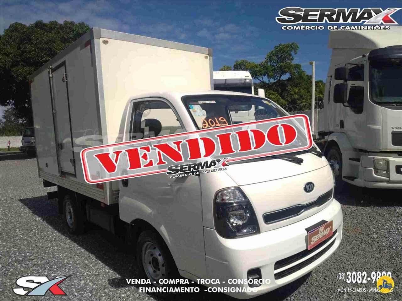 UTILITARIOS KIA MOTORS Bongo K-2500 Sermax Caminhões MONTES CLAROS MINAS GERAIS MG