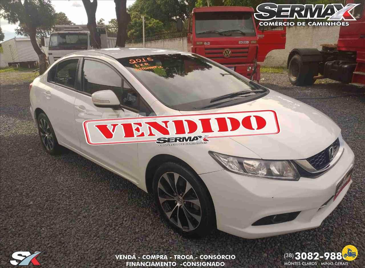 Civic Sedan 2.0 LXR de Sermax Caminhões - MONTES CLAROS/MG