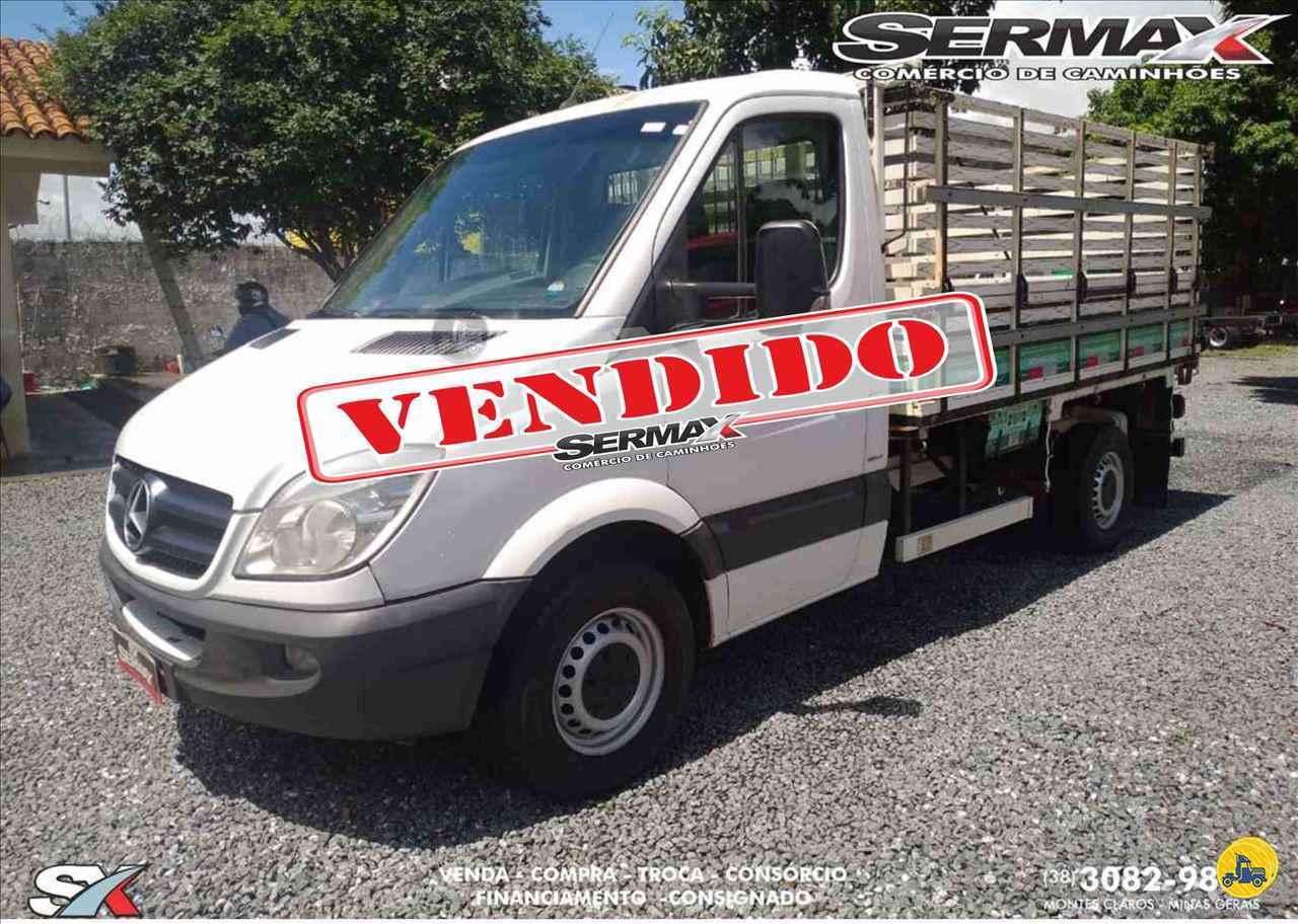 UTILITARIOS MERCEDES-BENZ Sprinter Chassi 515 Sermax Caminhões MONTES CLAROS MINAS GERAIS MG