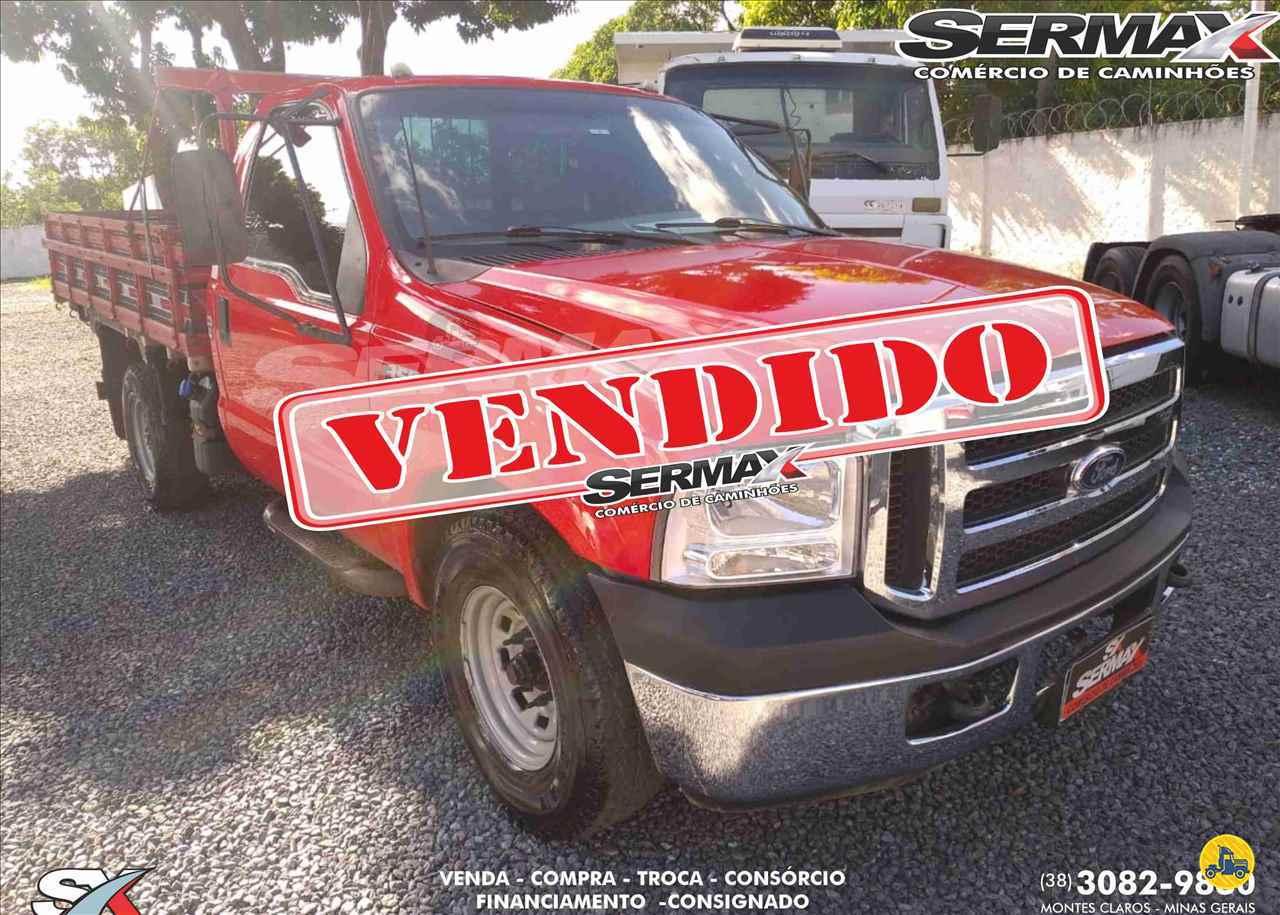 CAMINHAO FORD F350 Carga Seca 3/4 4x2 Sermax Caminhões MONTES CLAROS MINAS GERAIS MG
