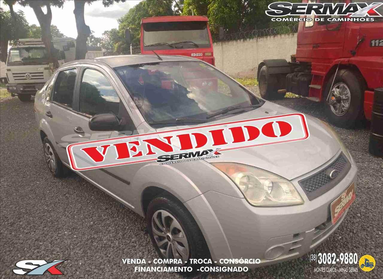 CARRO FORD Fiesta 1.0 Class Sermax Caminhões MONTES CLAROS MINAS GERAIS MG