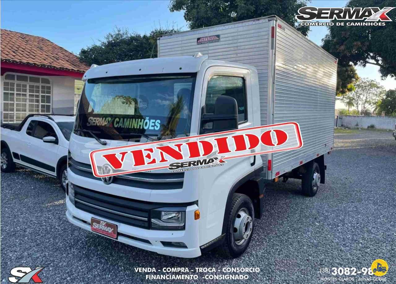 CAMINHAO VOLKSWAGEN DELIVERY EXPRESS Baú Furgão 3/4 4x2 Sermax Caminhões MONTES CLAROS MINAS GERAIS MG