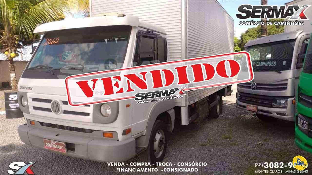 CAMINHAO VOLKSWAGEN VW 9150 Baú Furgão 3/4 4x2 Sermax Caminhões MONTES CLAROS MINAS GERAIS MG