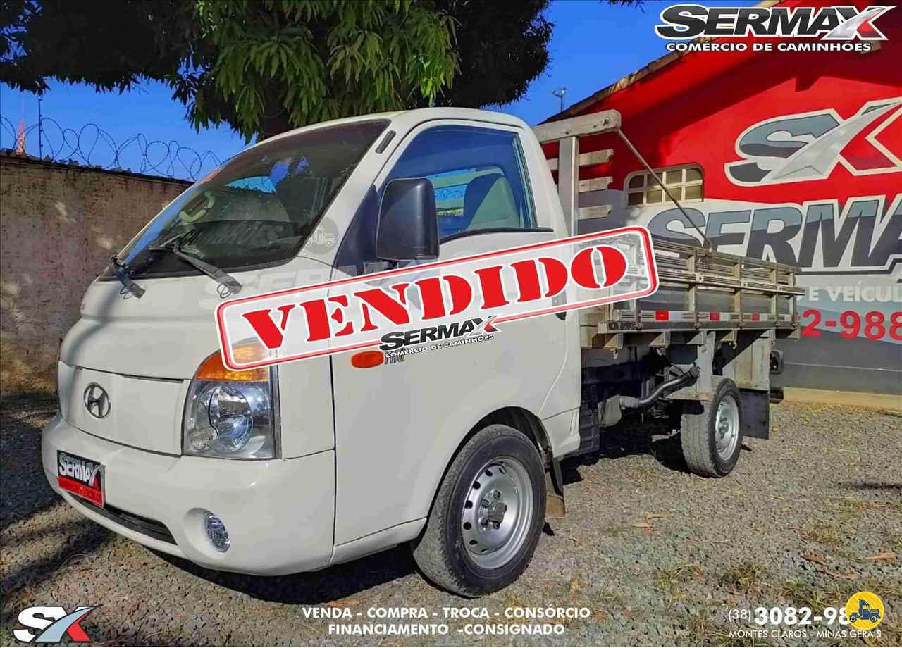 CAMINHAO HYUNDAI HR Carga Seca Toco 4x2 Sermax Caminhões MONTES CLAROS MINAS GERAIS MG