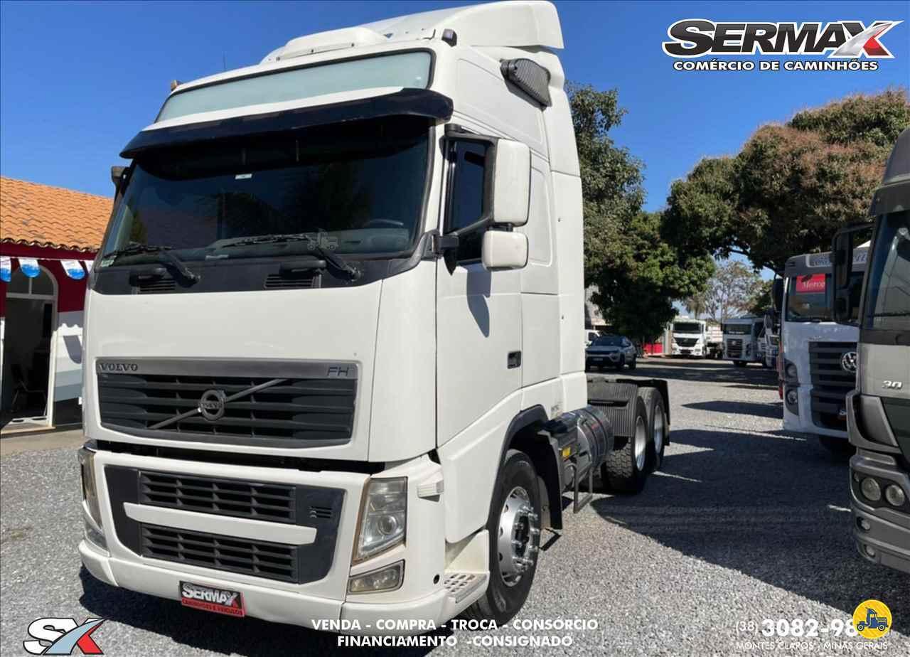 CAMINHAO VOLVO VOLVO FH 460 Cavalo Mecânico Truck 6x2 Sermax Caminhões MONTES CLAROS MINAS GERAIS MG