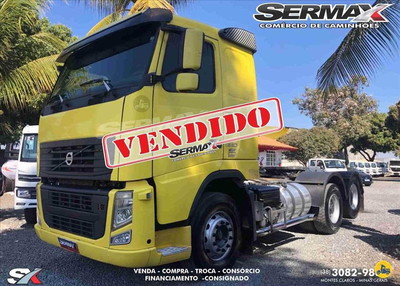 CAMINHAO VOLVO VOLVO FH 440 Cavalo Mecânico Truck 6x2 Sermax Caminhões MONTES CLAROS MINAS GERAIS MG