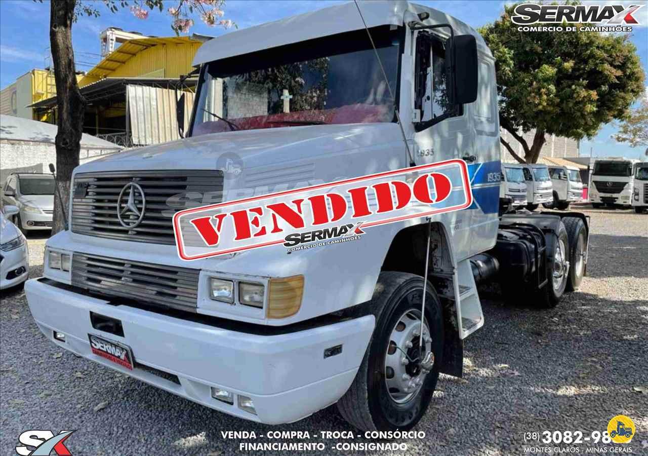 CAMINHAO MERCEDES-BENZ MB 1935 Cavalo Mecânico Truck 6x2 Sermax Caminhões MONTES CLAROS MINAS GERAIS MG