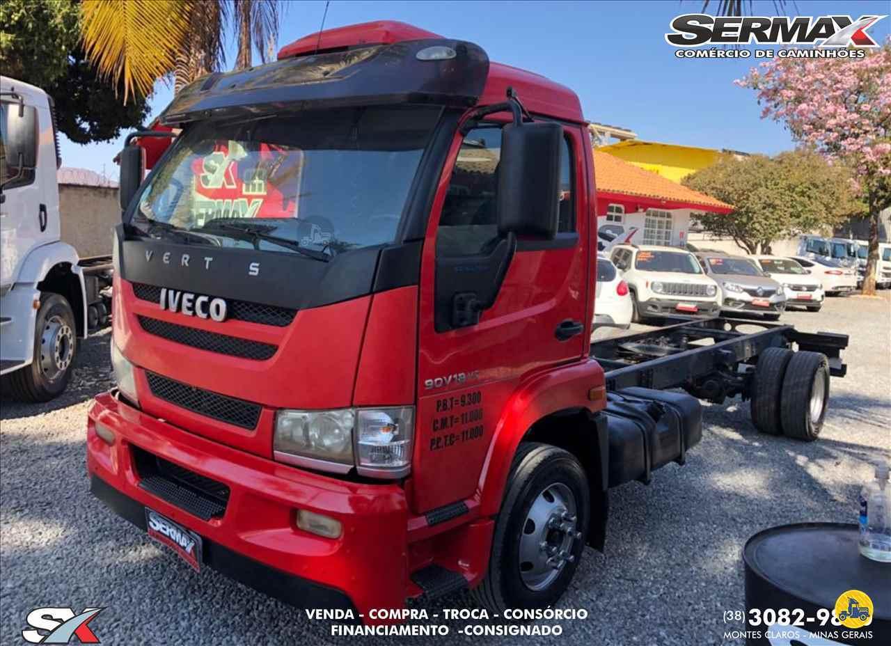 CAMINHAO IVECO VERTIS HD 90V18 Chassis 3/4 4x2 Sermax Caminhões MONTES CLAROS MINAS GERAIS MG