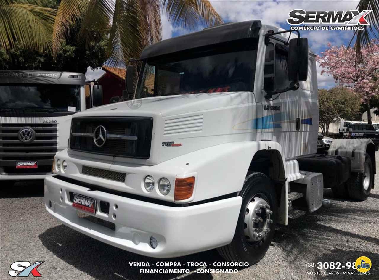 CAMINHAO MERCEDES-BENZ MB 1634 Cavalo Mecânico Toco 4x2 Sermax Caminhões MONTES CLAROS MINAS GERAIS MG