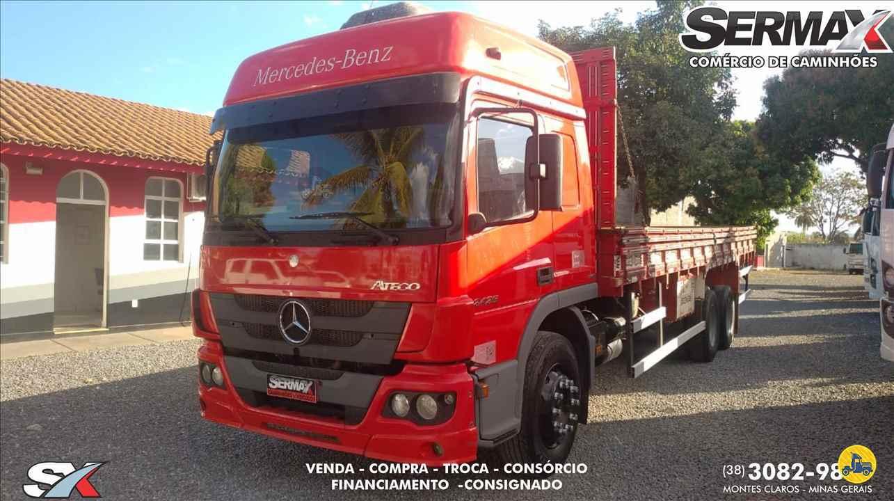 CAMINHAO MERCEDES-BENZ MB 2426 Carga Seca Truck 6x2 Sermax Caminhões MONTES CLAROS MINAS GERAIS MG