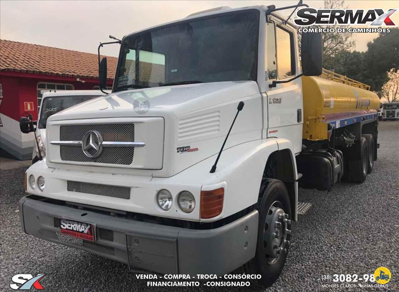 CAMINHAO MERCEDES-BENZ MB 1620 Tanque Aço Truck 6x2 Sermax Caminhões MONTES CLAROS MINAS GERAIS MG
