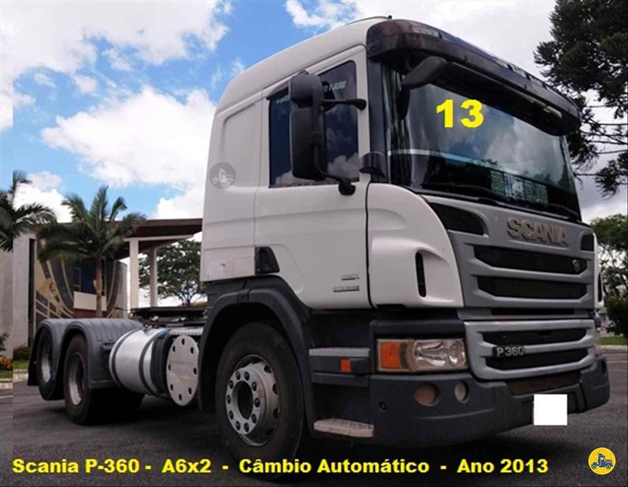 CAMINHAO SCANIA SCANIA P360 Cavalo Mecânico Truck 6x2 LAF Caminhões CURITIBA PARANÁ PR