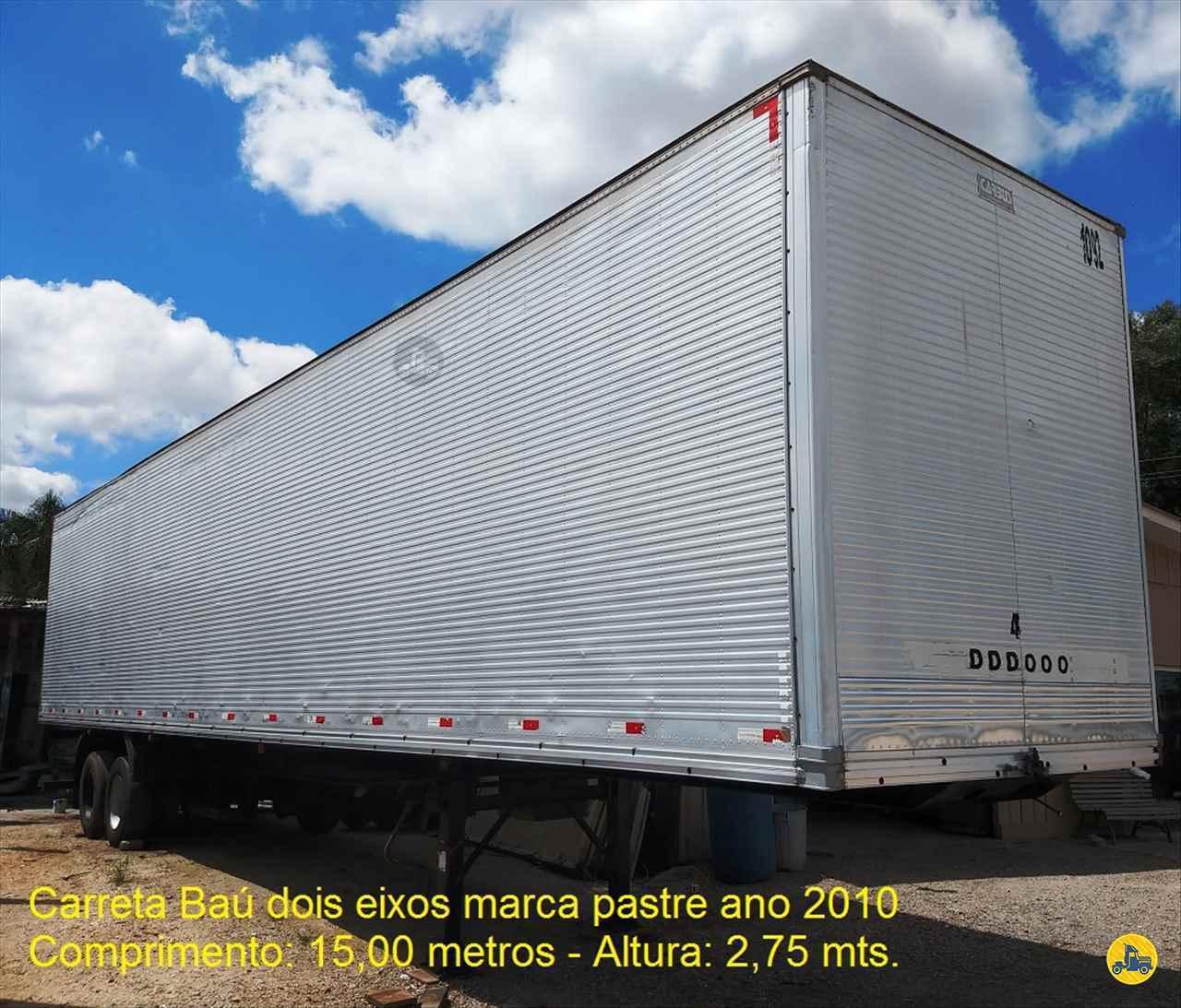CARRETA SEMI-REBOQUE BAU FURGÃO LAF Caminhões CURITIBA PARANÁ PR