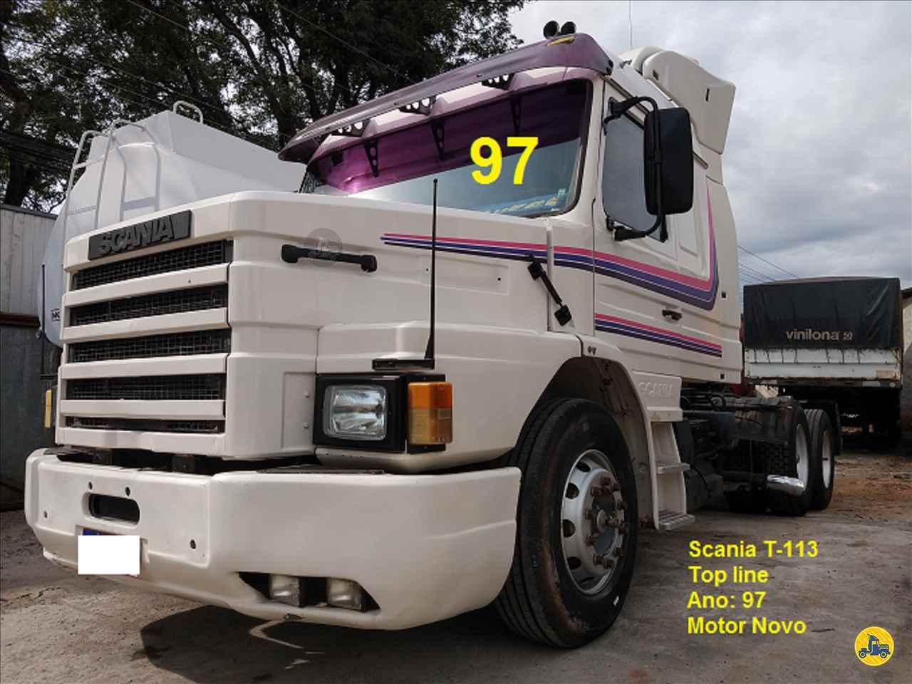 CAMINHAO SCANIA SCANIA 113 360 Cavalo Mecânico Truck 6x2 LAF Caminhões CURITIBA PARANÁ PR