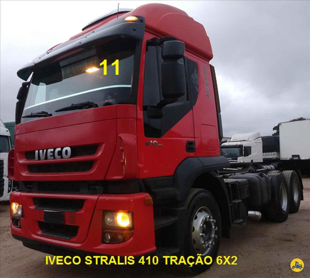 CAMINHAO IVECO STRALIS 410 Cavalo Mecânico Truck 6x2 LAF Caminhões CURITIBA PARANÁ PR