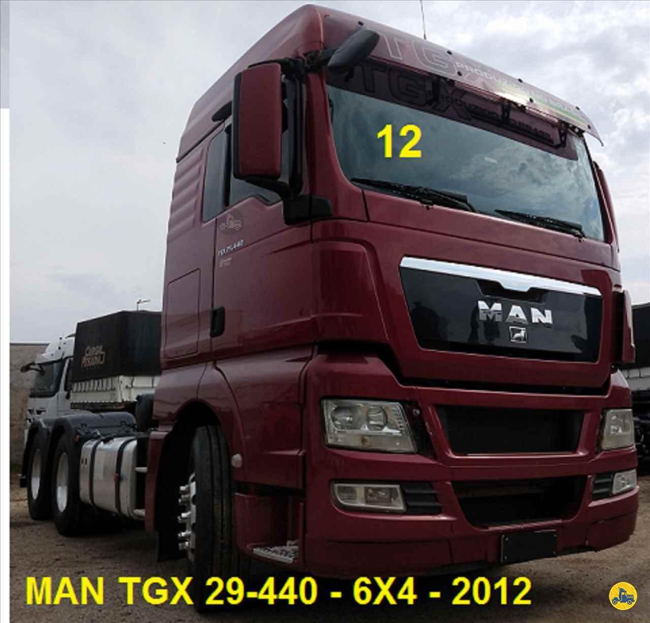 CAMINHAO MAN TGX 29 440 Cavalo Mecânico Traçado 6x4 LAF Caminhões CURITIBA PARANÁ PR