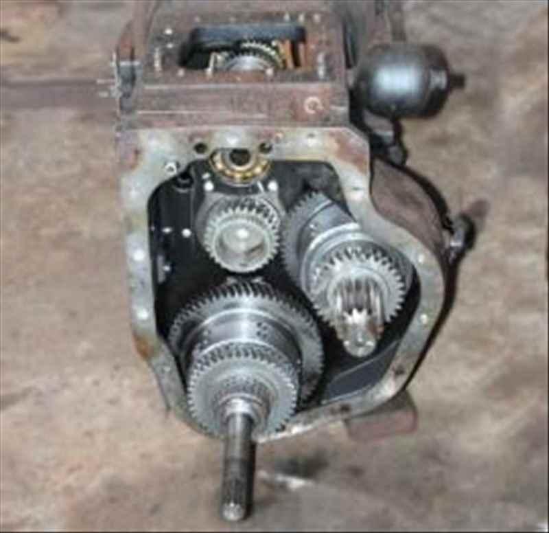 Transmissão Trator Case Puma 205