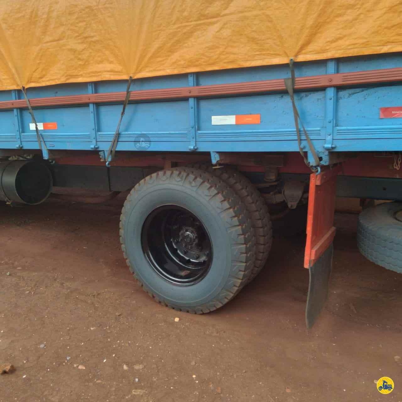CAMINHAO GM D60 Carga Seca Toco 4x2 Mundial Caminhões e Carretas PALMITAL SÃO PAULO SP