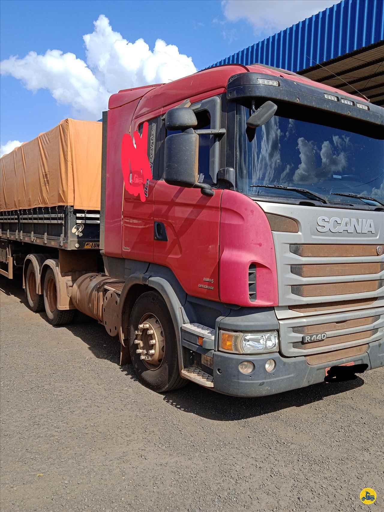 CAMINHAO SCANIA SCANIA 440 Cavalo Mecânico Traçado 6x4 Mundial Caminhões e Carretas PALMITAL SÃO PAULO SP